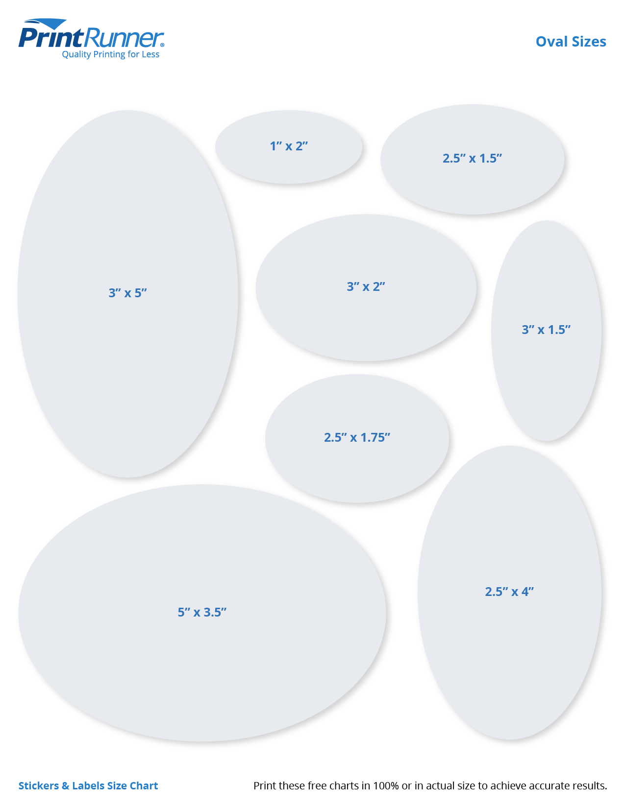 Download Oval Chart