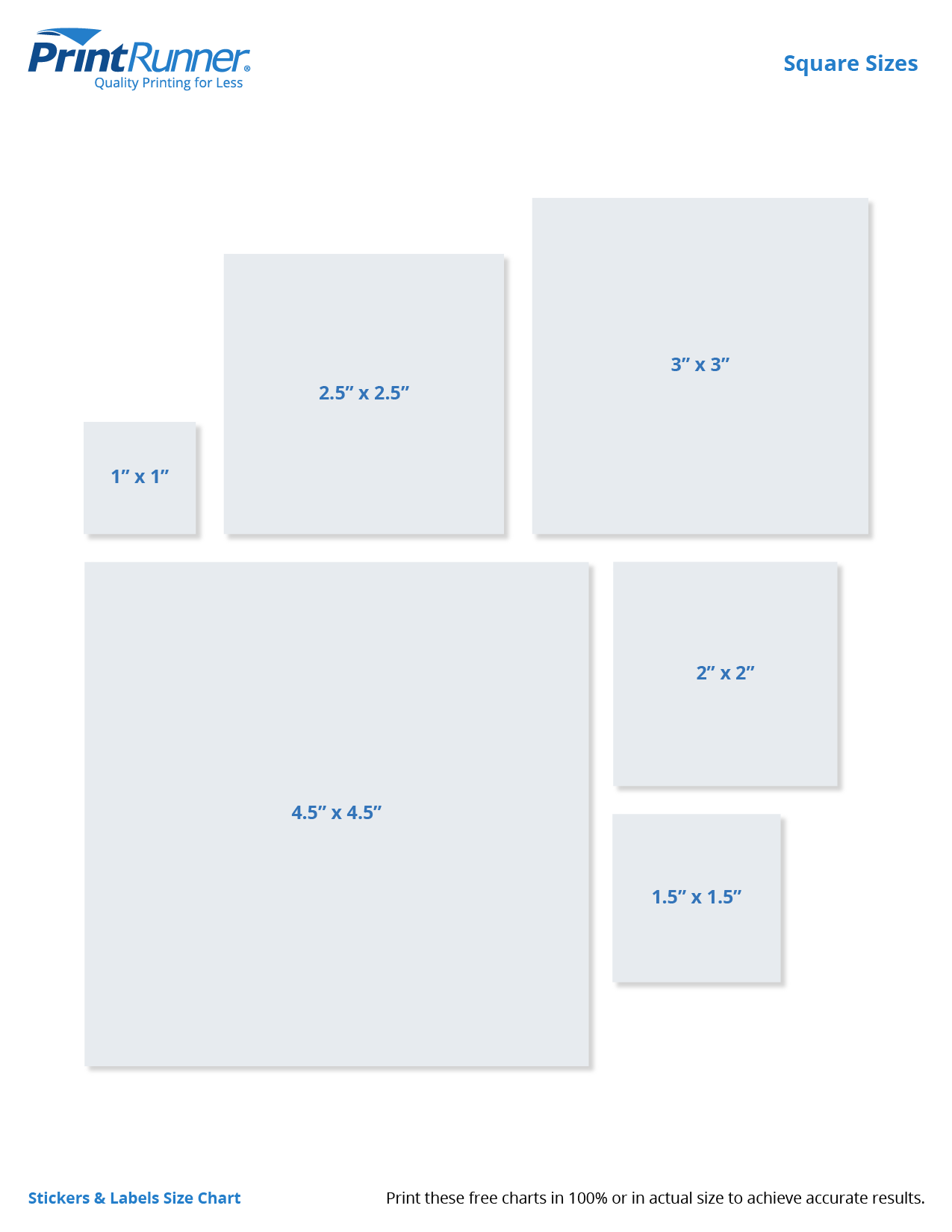 Download Square Chart