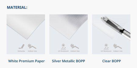 Label Materials