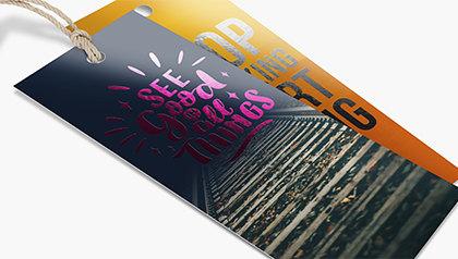 Metallic Bookmarks