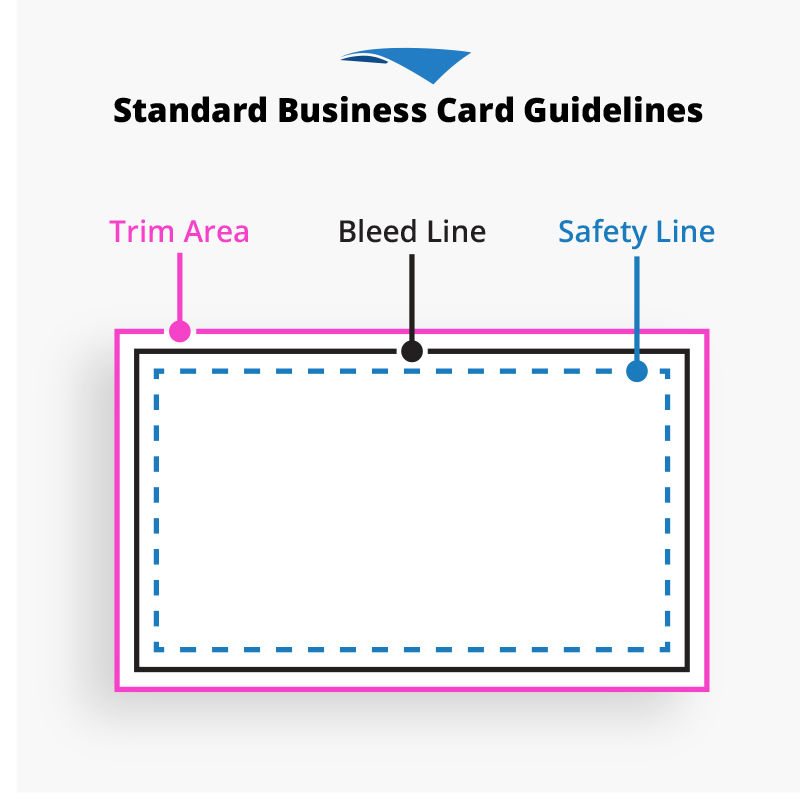 Standard Business Card Guidelines