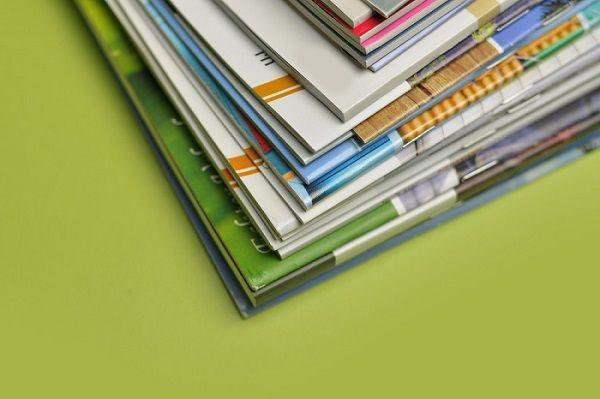 Saddle Stitch Booklet Printing
