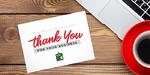 Appreciation Thank You Cards