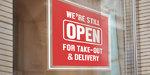 Window Clings Marketing Materials