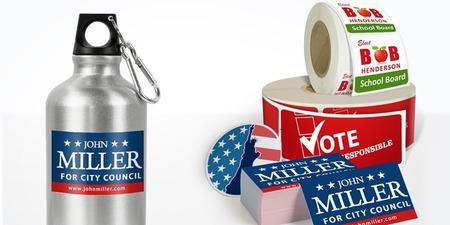 Campaign Stickers