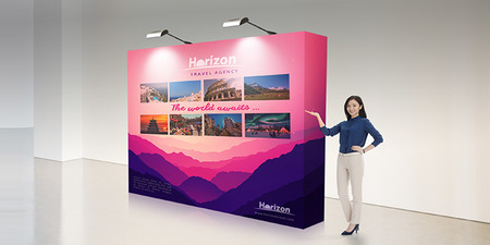 Pop Up Trade Show Display