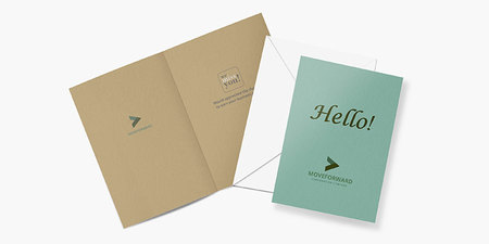 Silk Greeting Card Printing