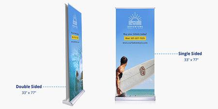 Deluxe Retractable Banners
